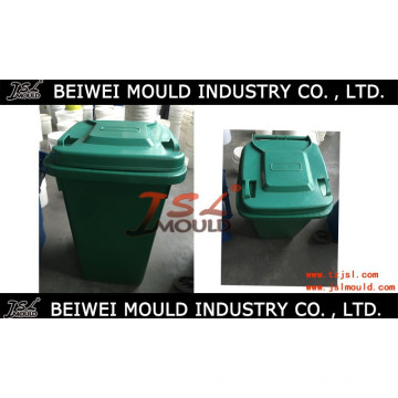 High Quality Plastic Injection Mobile Garbage Bin Mold