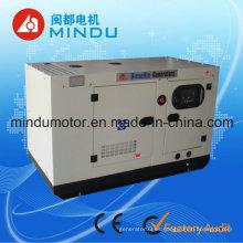 Generador diesel refrigerado por agua de Yuchai Engine 40kw