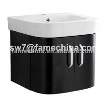 Gabinete de baño clásico de diseño cálido cupc