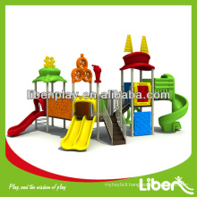 Sports Series kiddy outdoor playground equipment LE.TY.006 for amusement park, wonderful playground structure for outside