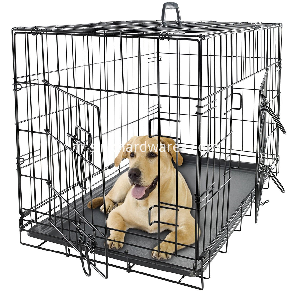 metal wire dog cage