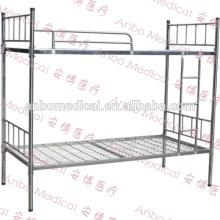 Favoritos Compare twin school camas de metal king size beliche cama de metal frame quarto mobiliário cama conjunto mobiliário escolar médio
