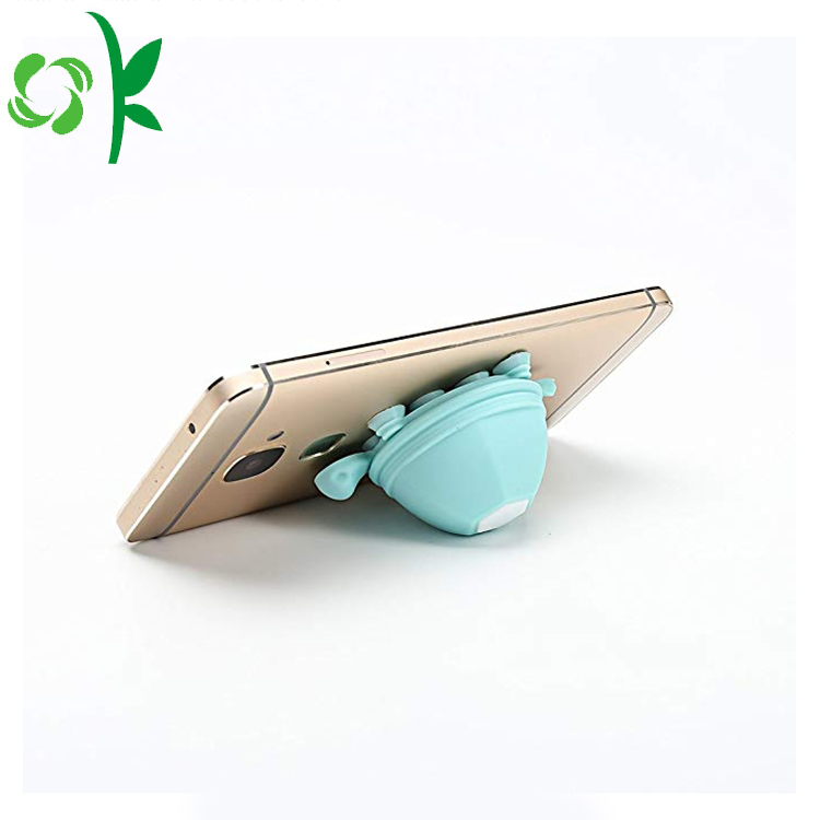 Cute Silicone Phone Holder