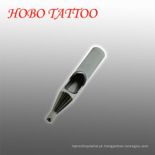 A melhor venda curto aço inoxidável tatuagem agulha dicas
