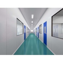 Pharmaceutical Electronics Cleanroom Turnkey Project