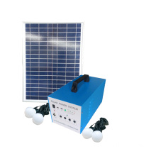 100w solar home systems with tv and fan