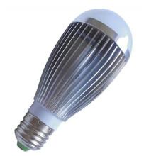 E27 7w bulbo lâmpada, lâmpada led 7w luz lâmpada, lâmpada de alumínio levou lâmpada