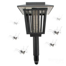 Solar Mosquito Repellent Lamp Lantern Killer Trap Repeller Backyard Outdoor Pest Control