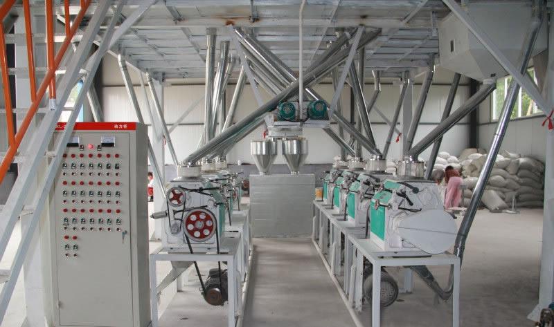 40t flour mill