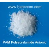 CAS NO 9003-05-8 Polyacrylamide Anionic