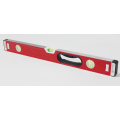 Nivel de caja profesional de color rojo (700905)