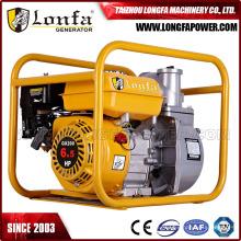 Wp30 máquina de bombeo de agua del motor de gasolina de 3 pulgadas para la venta