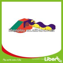 Indoor Independent Playset Soft Play Area pour la formation de l'équilibre LE.RT.016