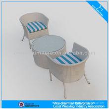 Mobilier de jardin table basse et chaise