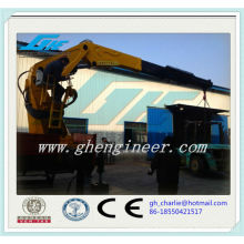 Hydraulic Telescopic Truck Arm Cranes of Big Lifting