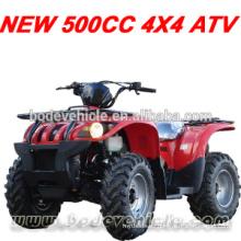 Nueva motocicleta de la rueda del atv cuatro de China 500CC 4X4 para el precio de venta (MC-394)