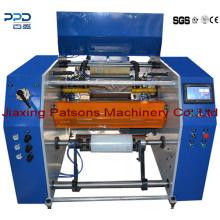 Máquina de rebobinado de línea punteada película de alta calidad del abrigo de la película
