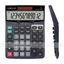 12 Ziffern Dual Power Tischrechner mit Steuerfunktion (CA1172T)
