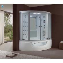 Ordinateur de luxe chinois contrôlé salle de douche à vapeur intérieure
