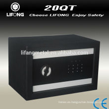 Small electronic home deposit safe box