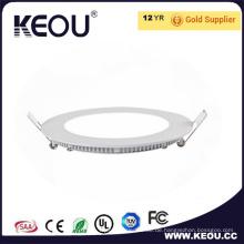 CE/RoHS/SAA Panel LED Licht Aluminium Lampe 8 Zoll 18W
