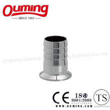 304/316 Stainless Steel Sanitary Hose Connector