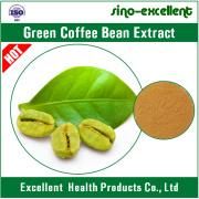 chlorogenic एसिड हरी कॉफी बीन निकालें