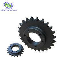 Roda dentada industrial de aço inoxidável