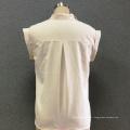 Chemise femme en dentelle de lin