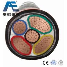 Câble d'alimentation blindé à bande d'acier IEC60502