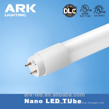 For usa market 4ft Nano plastic LED tube 18w 110lm/w plug and play