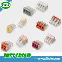 Bloque de terminales de barrera / Bloque de terminales de PCB / Bloque de terminales enchufable (FB306-5.0)
