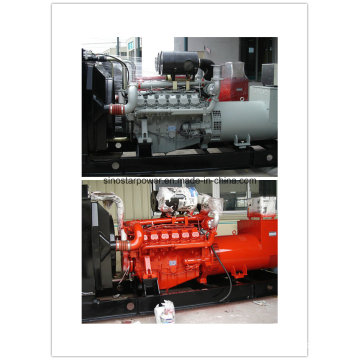 150kw 188kVA 60Hz Doosan Diesel Power Generation