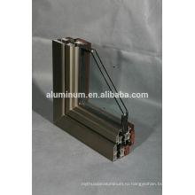 Профили для деревянного алюминиевого покрытия