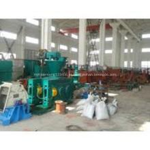 Dry Roll Press Granulator Machine for Feed Additives