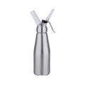 Customized 1 Liter Ice Cream Whipper Chargers With Metal Lid+Small Brush and Nozzles Holder
