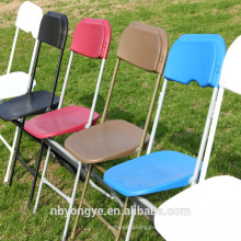 CHEAPER outdoor plastic folding chairs