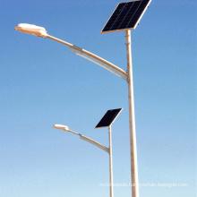 Cctv camera pole cardinal solar post cap light carbon