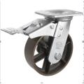 Heavy Duty Gusseisen Caster (Y4501)