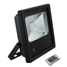 Waterproof RGB 30W LED Floodlight