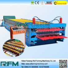 FX best selling products corrugated steel crimping machine