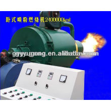 YG-J series pellet burner with good reputation in overseas market