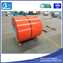 Bobina de Aço PPGI Prepainted Steel Bobina