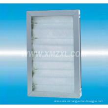 Filtro de aire plisado G3/G4