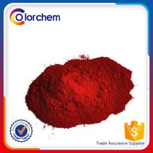 Pigment Red 179 para pintura base solvente