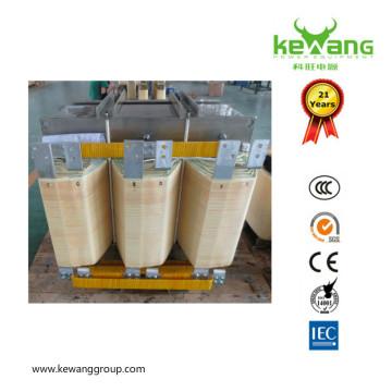 Kundenspezifische 1250kVA 3 Phase K Factor Voltage Transformer