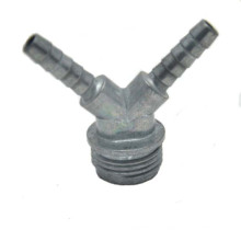 cnc aluminum Y hose splier milling machine manufacturers