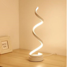 Factory Price Spiral Study Reading Lamp