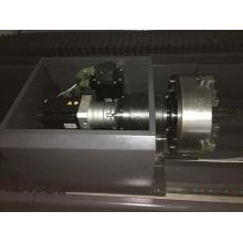 Cortadora del laser de la fibra del CNC del tubo del metal del Ss