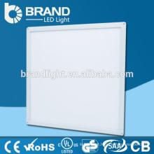 Temperatura de cor branca quente LED Painel luz quadrado 600x600